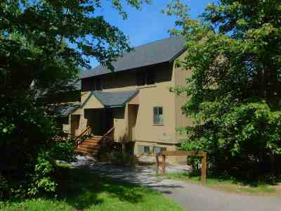 Waterville Valley Rental For Rent: 33 Windsor Hill Way #90