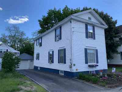 Laconia Single Family Home For Sale: 21 Parker Street