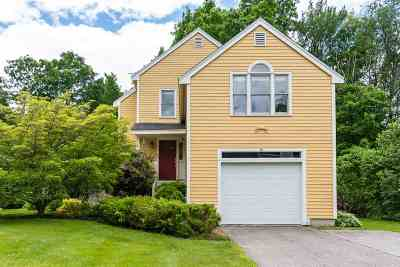 Stratham Single Family Home Active Under Contract: 56 Alderwood Drive #56