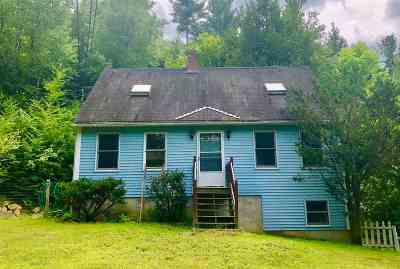 Weare Single Family Home For Sale: 1151 River Road