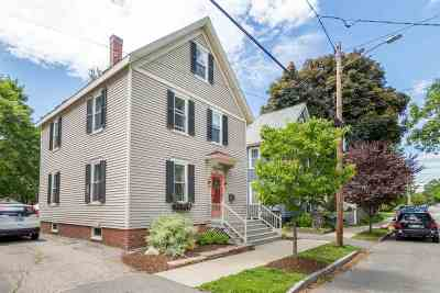 Single Family Home For Sale: 492 Union Street