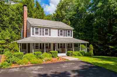 Raymond Single Family Home Active Under Contract: 17 Quinlan Farm Road