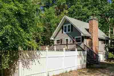 Moultonborough Single Family Home For Sale: 64 Geneve Street