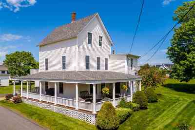 York Single Family Home For Sale: 60 Broadway