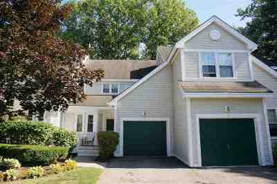 Chittenden County Condo/Townhouse For Sale: 6 Arbor Road
