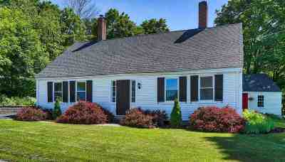 Pittsfield Single Family Home Active Under Contract: 23 Lyford Hill Road