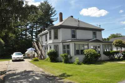 Hooksett Multi Family Home For Sale: 23 Main Street