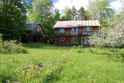 Woodbury Single Family Home For Sale: 287 Keene Farm Road
