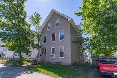 Manchester Multi Family Home For Sale: 269 Spruce Street