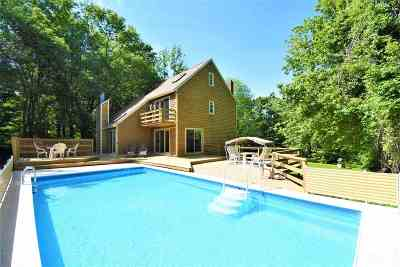 Hampstead Single Family Home Active Under Contract: 187 Wheel Wright Road