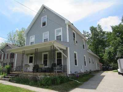 Manchester Multi Family Home Active Under Contract: 556 Brown Avenue