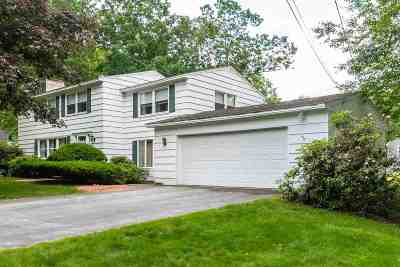 Nashua Single Family Home For Sale: 43 Farmington Road