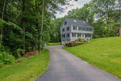 Londonderry Single Family Home Active Under Contract: 6 Chartwell Court