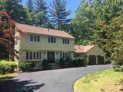 Amherst Single Family Home Active Under Contract: 29 Danbury Circle