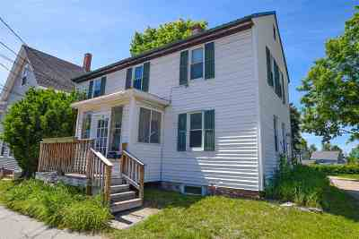 Laconia Multi Family Home Active Under Contract: 88 Oak Street