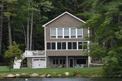 Merrimack County Single Family Home For Sale: 100 Pine Colony Road