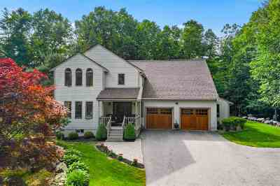 North Hampton Single Family Home Active Under Contract: 2 Highlander Drive