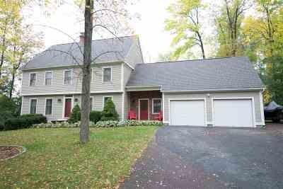 Shelburne Single Family Home For Sale: 144 Wild Rose Circle