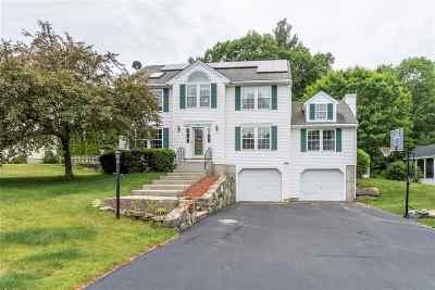 Merrimack Single Family Home For Sale: 21 Wintergreen Drive