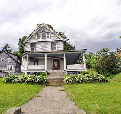 Littleton NH Single Family Home For Sale: $129,900