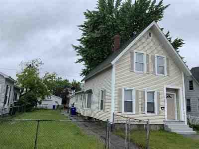 Manchester Single Family Home For Sale: 165 Laurel Street