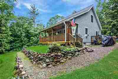 Campton Single Family Home For Sale: 59 Pinnacle Road