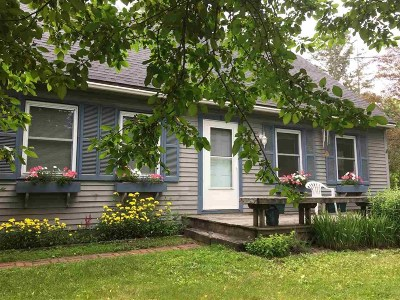 Woodstock Single Family Home For Sale: 3 Eaton Place