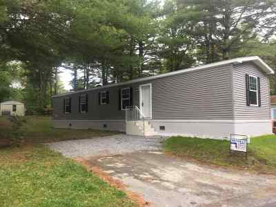 Milton Mobile/Manufactured For Sale: Lawnwood Road #41