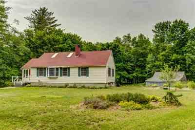 Holderness Single Family Home For Sale: 68 Pinehurst Road
