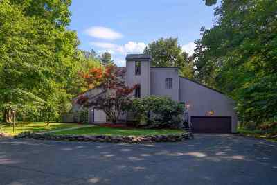 Strafford County Single Family Home For Sale: 207 Packers Falls Road