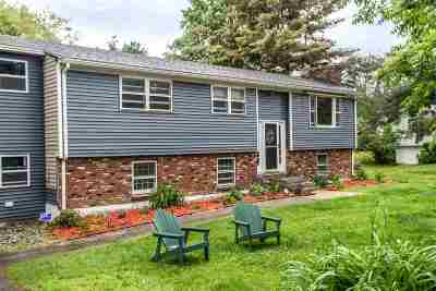 Gilford Single Family Home For Sale: 22 Swain Road