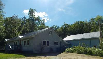 Campton Single Family Home For Sale: 51 Beech Hill Road