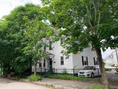 Manchester Multi Family Home For Sale: 24 South Street