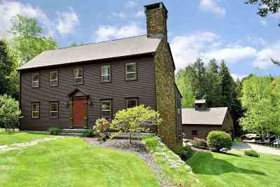Belknap County Single Family Home Active Under Contract: 30 Greeley Farm Road