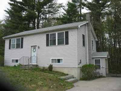 Alton Single Family Home For Sale: 86 Wolfeboro Highway