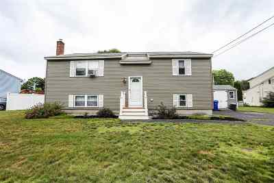 Manchester Single Family Home For Sale: 134 Charlotte Street