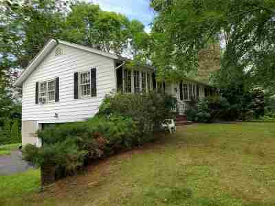 Manchester Single Family Home For Sale: 1126 Chestnut Street