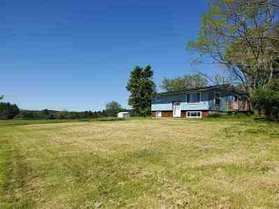 East Montpelier Single Family Home Active Under Contract: 155 Quaker Road
