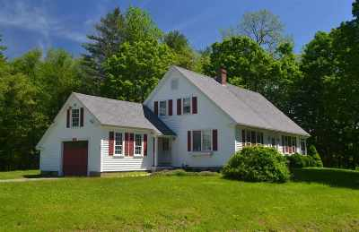 Hebron Single Family Home For Sale: 76 Groton Road