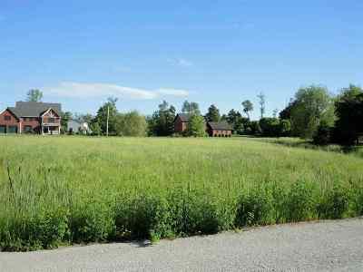 Rutland, Rutland City Residential Lots & Land For Sale: Lot #30 Marolin Acres #30