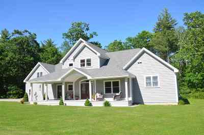 Laconia Single Family Home For Sale: 391 Turner Way
