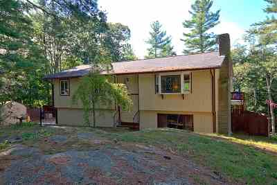 Barrington Single Family Home Active Under Contract: 209 Greenhill Road