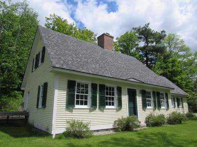 Woodstock Single Family Home For Sale: 93 Town Farm Road