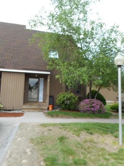 Merrimack Single Family Home For Sale: 7 Clinton Court
