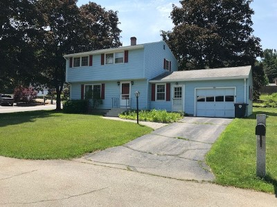 Nashua Single Family Home For Sale: 105 Vermont Avenue