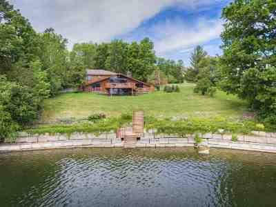 Shelburne Single Family Home For Sale: 2854 Harbor Road