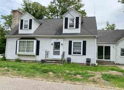 Manchester Multi Family Home For Sale: 562 South Main Street