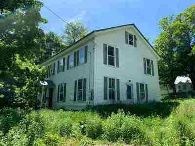 Barnet Single Family Home For Sale: 35 Meetinghouse Hill