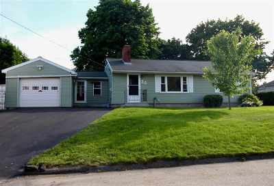Nashua Single Family Home For Sale: 25 Alder Drive