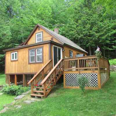 Whiting Single Family Home For Sale: 7191 Vt Route 100